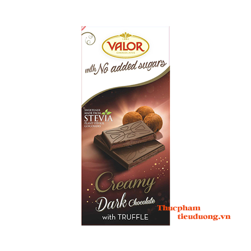 Socola Creamy dark with Truffle